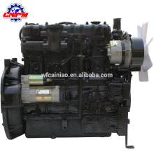 Motor diesel N490T Potência especial para motor diesel de maquinaria de construção