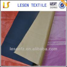modern polyester down jacket fabric/100% polyester taffeta