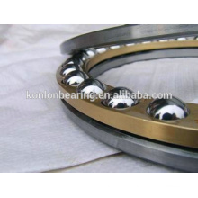 Good quality high performance double direction thrust ball bearing