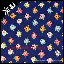 Tecido de gravata de seda