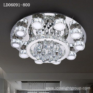 modern luxury crystal lamp chandelier ceiling lighting