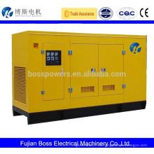 Precio bajo entrega rápida Xichai generador diesel silencioso 40kw