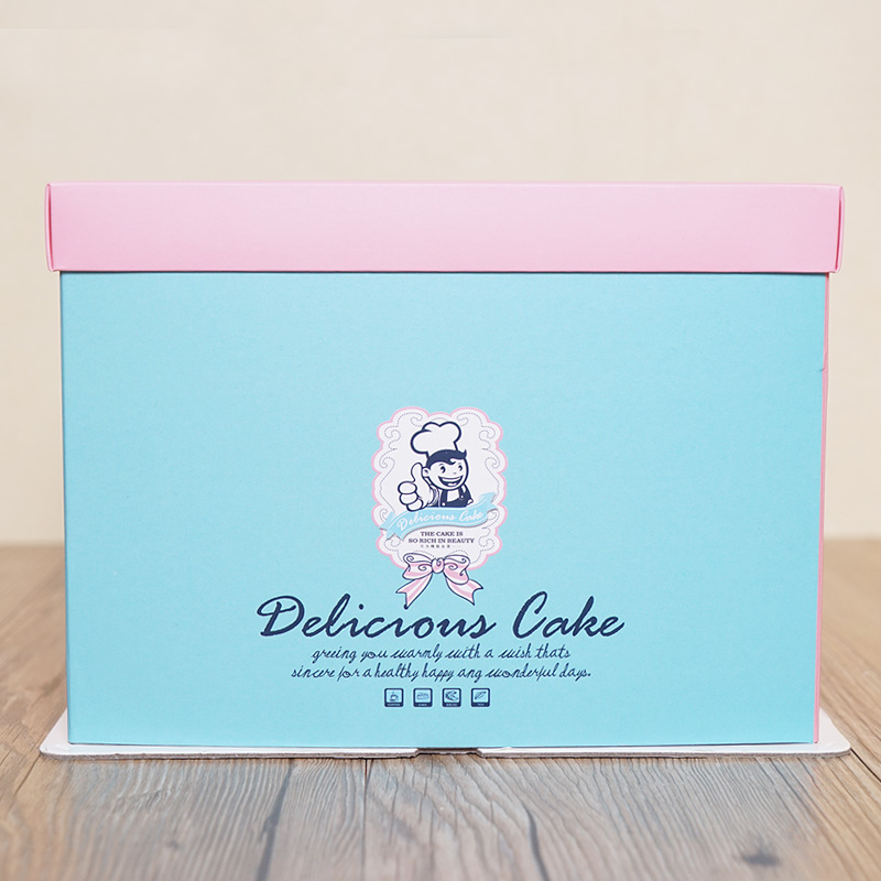 Birthday Cake Box 5