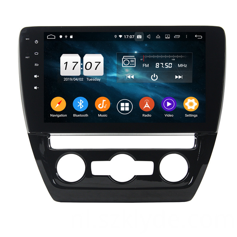 android car dvd for SAGITAR