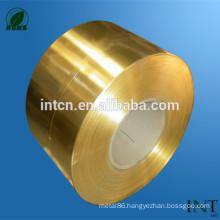 High light copper alloy brass C27000 strip