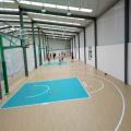 баскетбольный ламинат Fibel