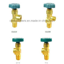 Dissolved Acetylene Gas Cylinder Valves
