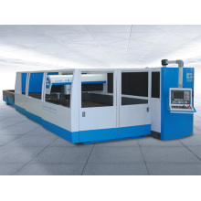 A II-3015 Cantilever Laser Cutting Machine With Protect