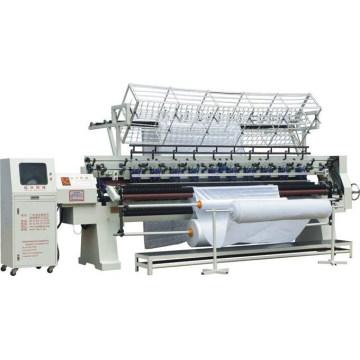 Machine à piquer à point noué Yuxing, machine à quilter à aiguilles multiples