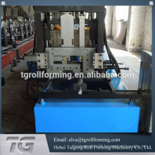 High frequency automatic c and z purlin machines