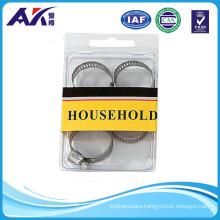 American Galvanized Steel Hose Clamp