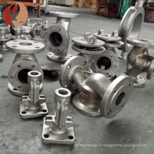 Chine fournir haute précision cnc usinage personnalisé en aluminium moteur pièces de rechange