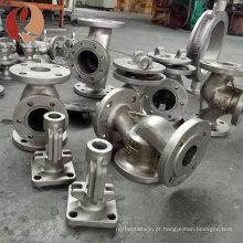 China fornecer alta precisão cnc usinagem de peças de reposição de motor de alumínio personalizado