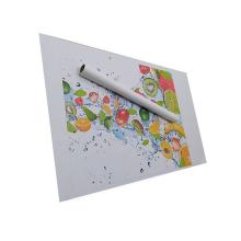 Tela para jato de tinta para impressão digital em tela de poliéster
