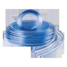 1/2 дюйма качества еды гибкие ПВХ прозрачный виниловый трубопровод небольшой прозрачной пластиковой трубки шланг