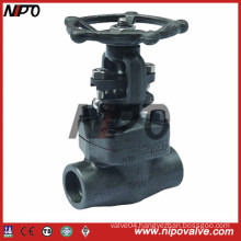 Thread Forged Steel Gate Valve (Z61H)