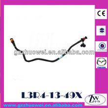 Manguera auto flexible del aceite de combustible para MAZDA 6/2005 OEM: L3R4-13-49X