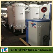 Homologation CE TCN29-600 Équipement de remplissage d'azote
