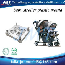 customized Huangyan high precision and best price plastic injection molding tooling baby stroller mold factory