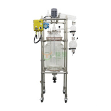 customized Jacketed glass reactor
