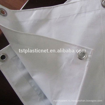 PE покрытием брезент для крышка тележки и палатки