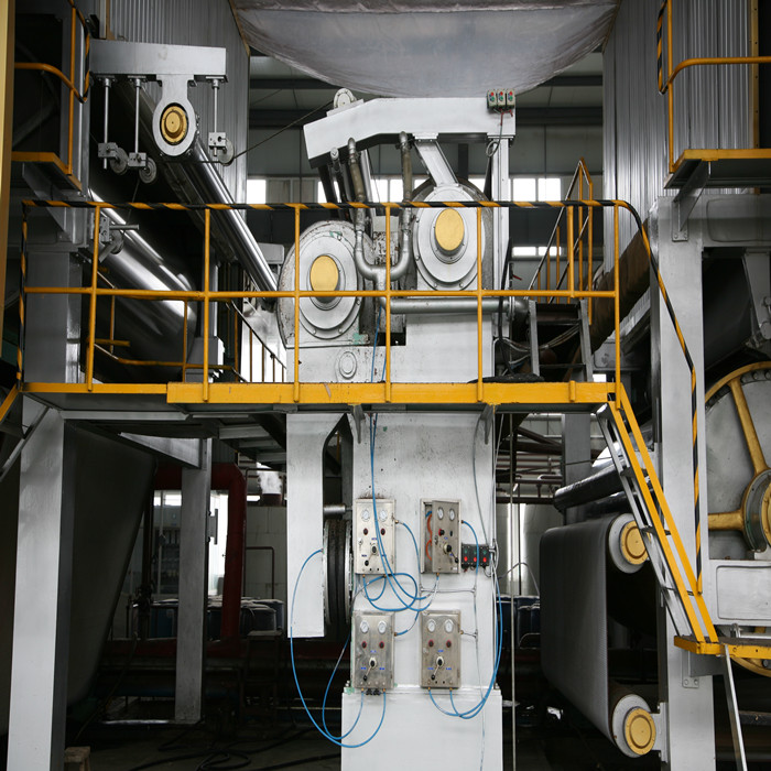 Sizing Machine Sizing Press System For Kraft Corrugated Test Liner Paper Making Machine