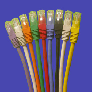 UTP Cat5e RJ45 Patch Cord