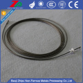99,95% Tungsten Heat Shield do pieca