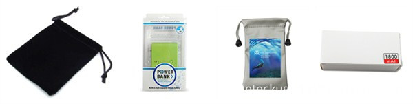 Usb Power Bank package
