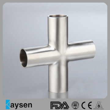 3A Sanitary Welded Cross Stainless Steel