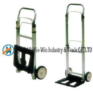 Klappbarer Aluminium-Handwagen Ht1105