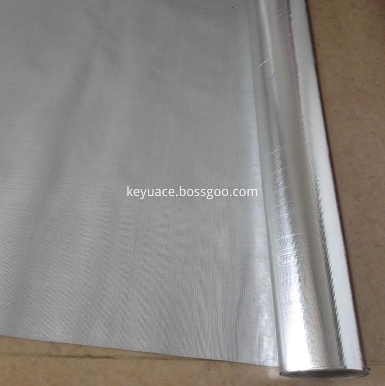 Aluminium Foil Glass Fiber Cloth
