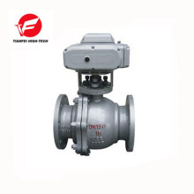 0-10v modulierend 24v 220v 380v DN50 DN65 CTB-010 100nm motorisiertes Regelventil