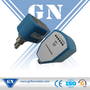 Electronic Flow Sensor (Thermal differential type)