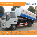 FOTON forland sealed garbage truck right hand drive