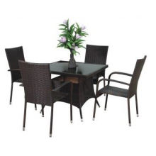 2013 Hot Sell High Quality rattan furniture philippines Bistro Set