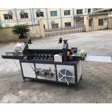 ZC-400 Book back glue binding machine/spine taping machine