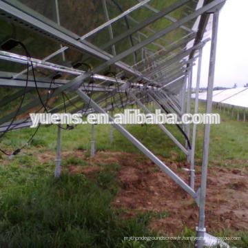 Supports de montage pour panneaux solaires photovoltaïques Produit d'énergie solaire