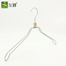 металлическая вешалка с широким плечом