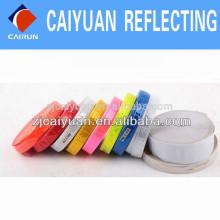 CY cinta de PVC alta visibilidad seguridad cinta reflectante