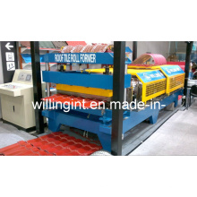 Corrugated Steel Sheets Roll Forming Machine