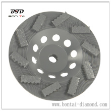 High performance Diamond cup wheel
