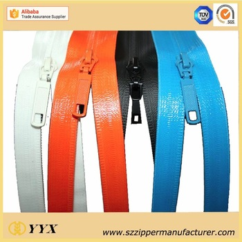 sale waterproof zipper