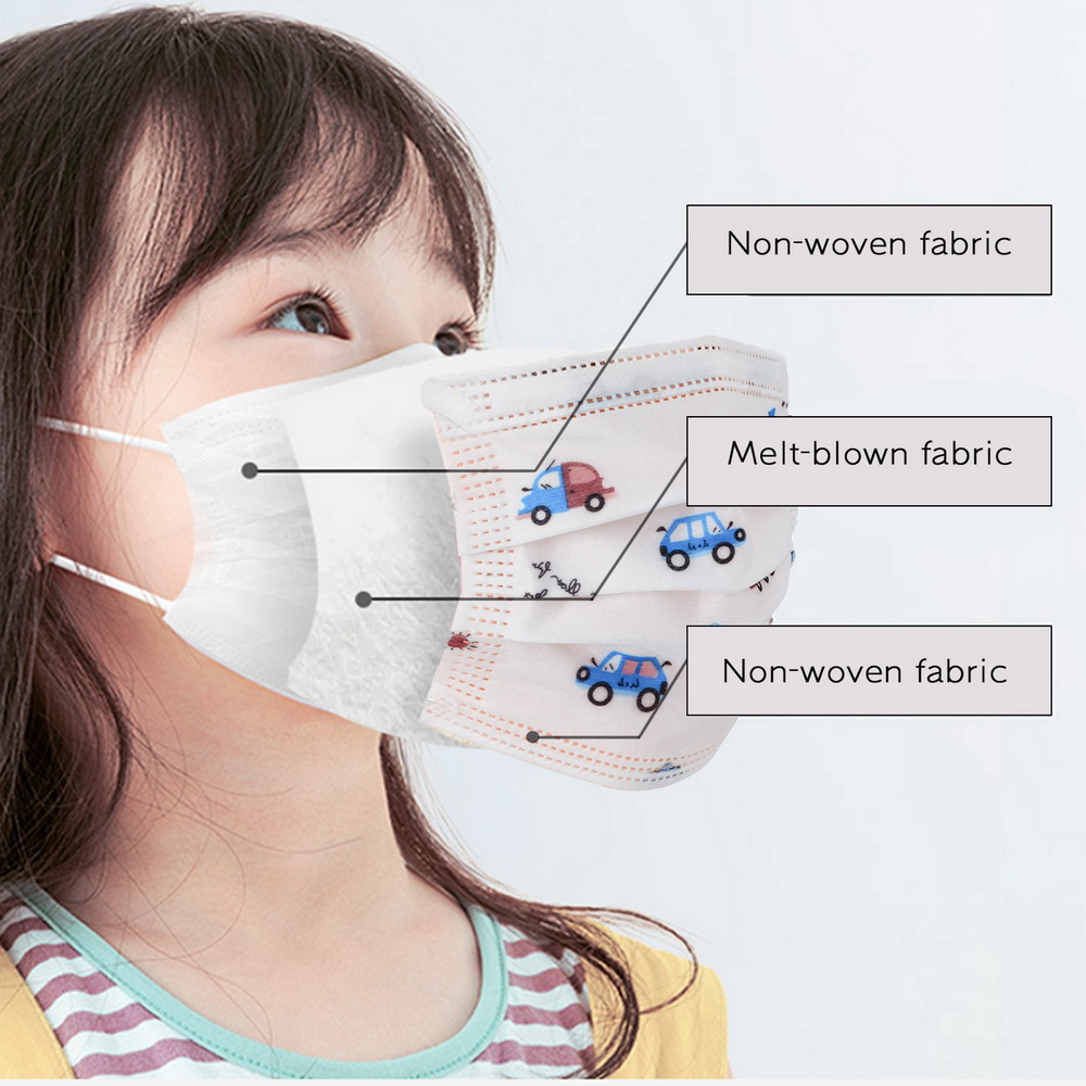 Disposable Child Protective Mask