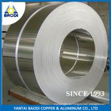 Material de aislamiento de la tira de bobina de aluminio