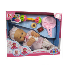 16 Inch Baby Doll Toy with Sound (H3535006)