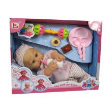 16-дюймовая игрушка для кукол для младенцев со звуком (H3535006)