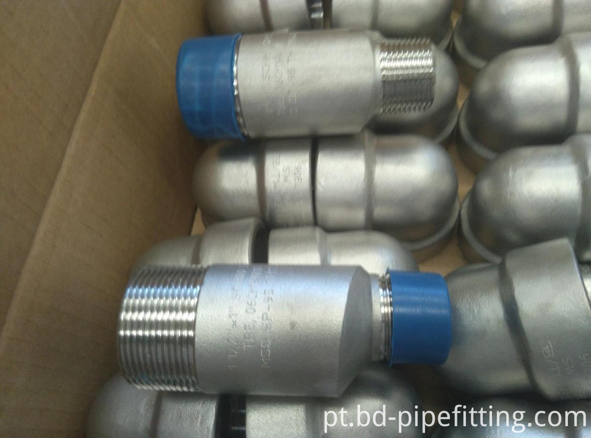 NPT Thread Coupling