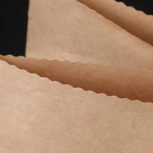 Bake and Fruit Kraft Paper Bag Supermarket Packaging