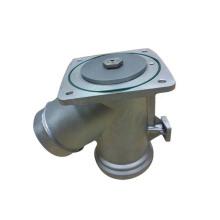 1622348880 Atlas compresseur partie Ga75 hydraulique soupape d'aspiration soupape d'admission